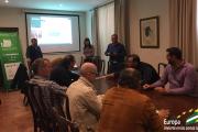 Presentación de los resultados de Innotuber en una Jornada técnica de vacuno de carne en Dcoop